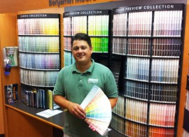 Richard DiGeromino, Owner, Red Star Paint