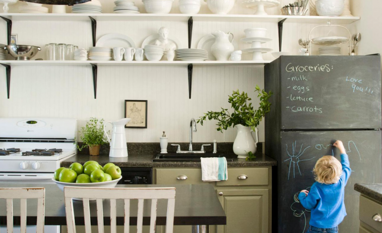 Chalkboard Paint From Benjamin Moore Will Inspire You Or Your Little One